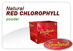 Natural Red Chlorophyll