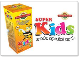Natural Honey Super Kids